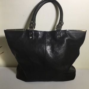 Kenneth Cole Bags - Kenneth Cole New York black leather tote